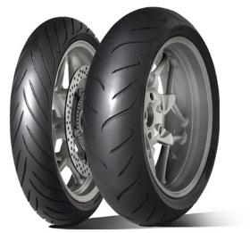 Dunlop Sportmax Roadsmart II G ( 120/60 ZR17 TL (55W) M/C )
