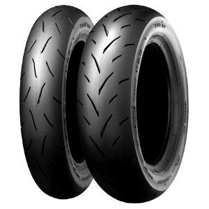 Dunlop TT 93 GP ( 120/80-12 TL 55J hátsó kerék, M/C, Soft )
