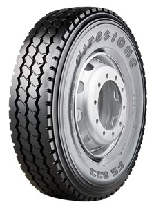 Image of Firestone FS 833 ( 13 R22.5 156/150K )