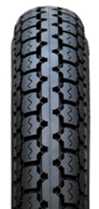 IRC Tire NR-2 ( 2.75-16 TT 40L WW )