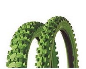 moto cross pneus 1 pi ces farbreifen fluo vert sx 50 pw 50 ycf pitbike mini. Black Bedroom Furniture Sets. Home Design Ideas