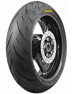 Maxxis MA3DS Supermaxx Diamond Rear