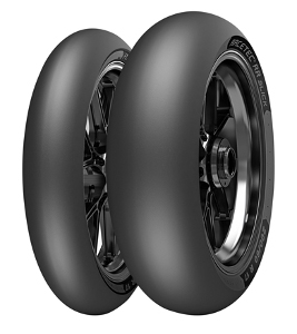 Racetec RR Slick K2 Rear ( 200/60 R17 TL Hinterrad, NHS )