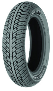 Image of Michelin City Grip Winter Rear ( 140/70-14 RF TL 68S simbolo M+S, ruota posteriore, M/C )