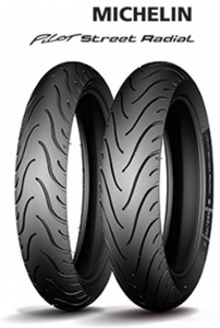 Michelin Pilot Street Radial Rear