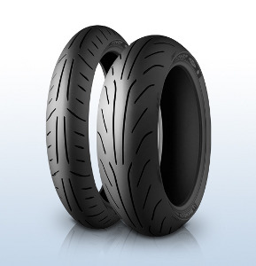 Michelin Power Pure Sc Front Rear
