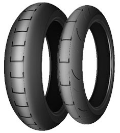 Michelin SM 17B 12/60-17 TL NHS, Front wheel
