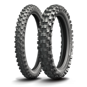 Michelin Starcross 5 Hard Rear