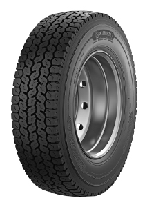 Michelin X Multi D 225/75 R17.5 129/127M