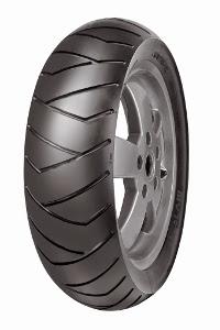Mitas MC16 130/70-12 TL 56L Forhjul, Baghjul