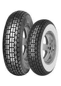 Mitas B13 3.50-8 TT 46J Forhjul, Baghjul