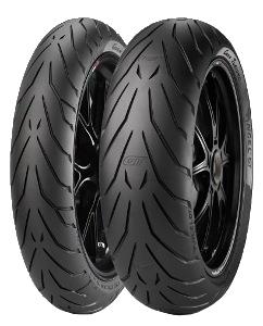 Pirelli Angel GT 110/80 ZR18 TL (58W) Forhjul, M/C