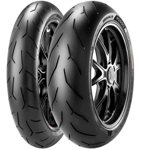 Pirelli Diablo Rosso Corsa ( 120/70 ZR17 TL (58W) M/C, přední kolo )