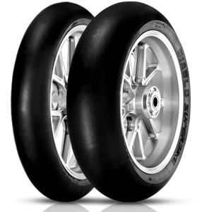 Pirelli Diablo Superbike 120/70 R17 TL Mieszanki gumowej SC3, NHS, koło przednie