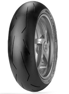 Pirelli Diablo Supercorsa V2 160/60 ZR17 TL 69W Rear wheel, M/C, Compound SC2