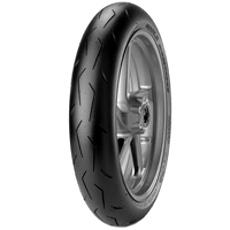 Pirelli Diablo Supercorsa SP Front V2 ( 120/70 ZR17 TL (58W) přední kolo, M/C )
