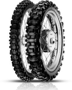 Pirelli Scorpion XC 110/100-18 TT 64M Achterwiel, M/C, MST, Rubbermengsel Medium HARD