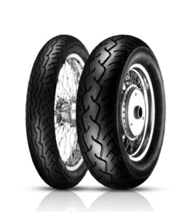 Pirelli MT66 170/80-15 TL 77H tylne koło, M/C