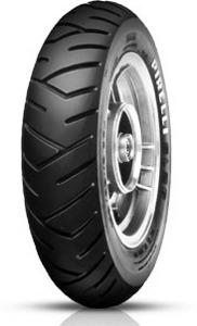 Pirelli SL26 130/90-10 TL 61J Forhjul, Baghjul