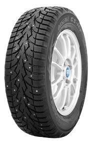 Toyo Observe G3 Ice Studdable Xl / Fuel Efficiency: E, Wet Grip: F, Ext. Rolling Noise: 75db, Rolling Noise Class: B