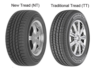 Fuzion Touring All Season Radial Tire  R H